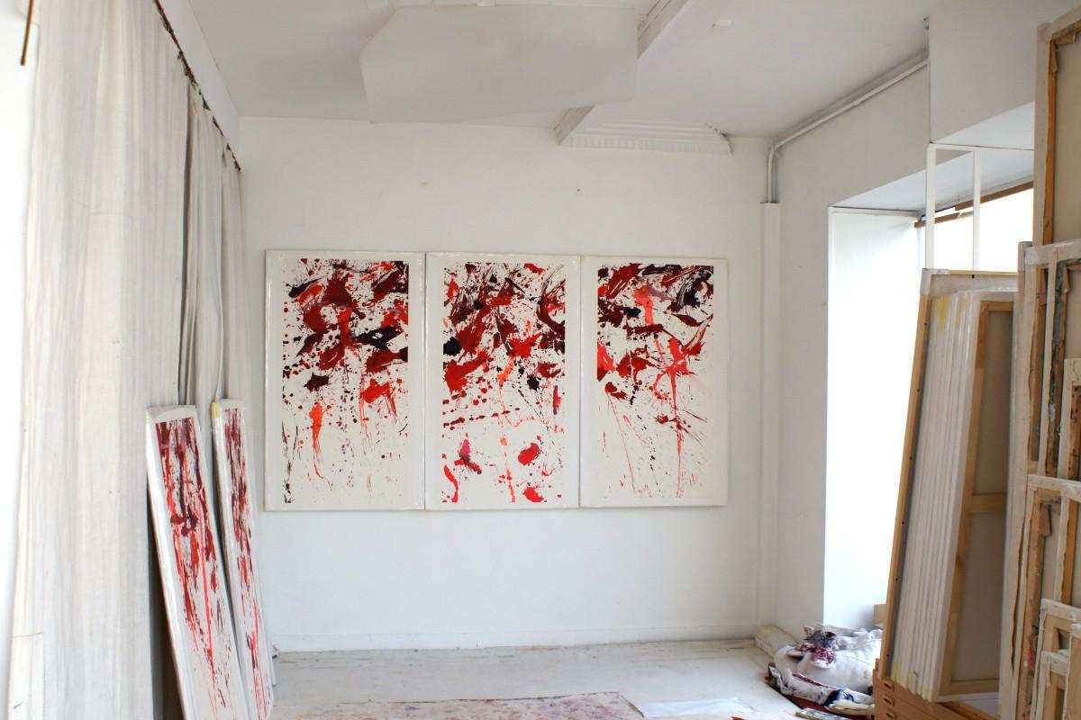 Atelier mars 2012