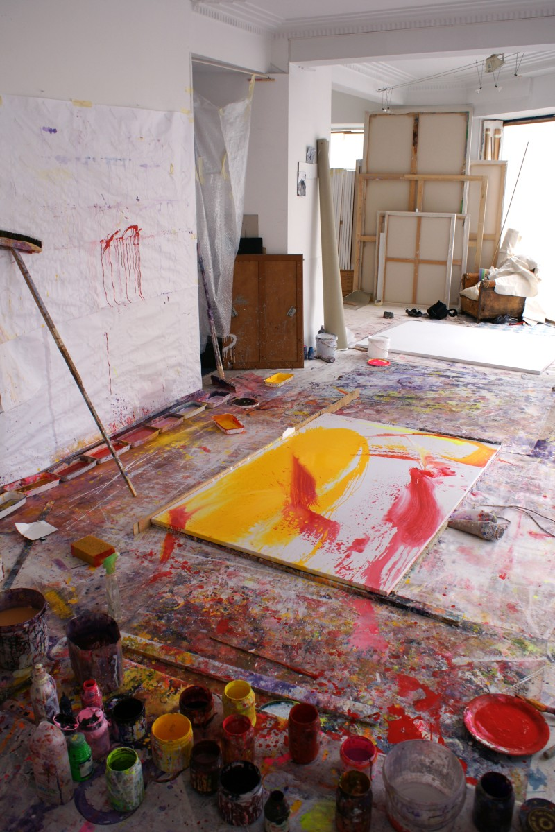 Atelier mai 2012