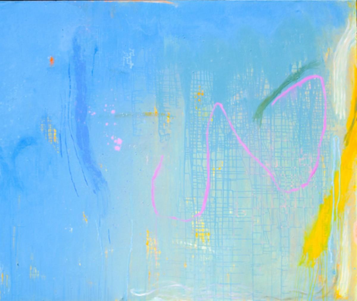 Allégria, 2005, 200 x245 cm, technique mixte sur toile
