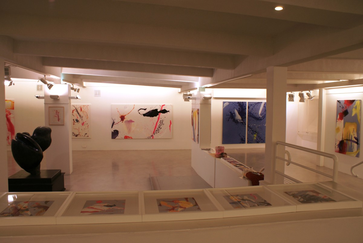 Galerie le garage 32 rue scribe 44000 nantes helene jacqz - Galerie le garage orleans ...